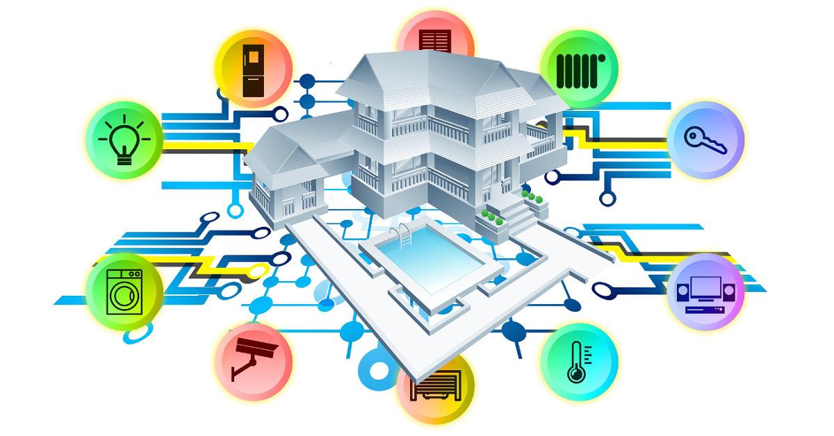 casa inteligente hogar vivienda comotica