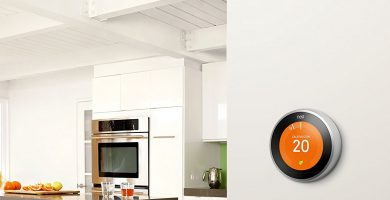 termostato inteligente temperatura